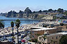 Capitola on Labor Day.JPG