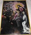Cappella Ardinghelli, francesco curradi, madonna col bambino e santi.JPG