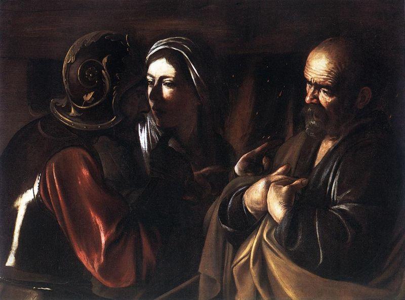 Archivo:Caravaggio denial.jpg