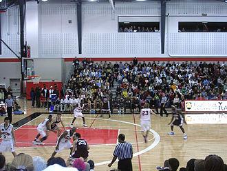 Carleton Ravens - Men's basketball game between Carleton and uOttawa