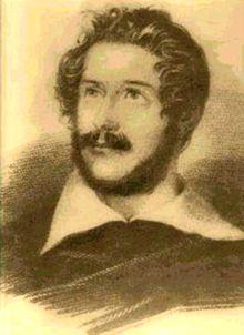 Librettist Carlo Pepoli (Source: Wikimedia)