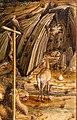 Carlo crivelli, madonna della rondine, post 1490, da s. francesco a matelica, predella 04 daino.jpg