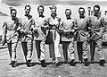 Carmen Miranda com o Bando da Lua, Los Angeles 1942.jpg