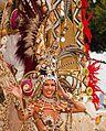 Carnaval de Santa Cruz de Tenerife, Carnival Dame 2012.jpg