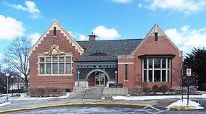 Oakmont, Pennsylvania - Carnegie Library of Oakmont