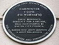 Carpenter Close Exeter Plaque (13743801595).jpg