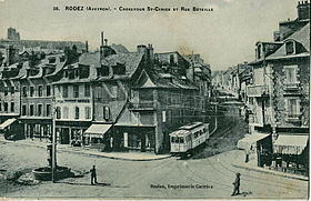 Image illustrative de l'article Tramway de Rodez