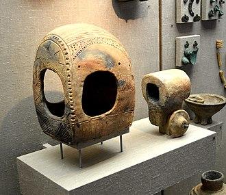 Catacomb culture - Image: Carts Catacomb GIM