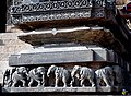 Carvings on the basement Channakeshava temple, Belur(7).jpg
