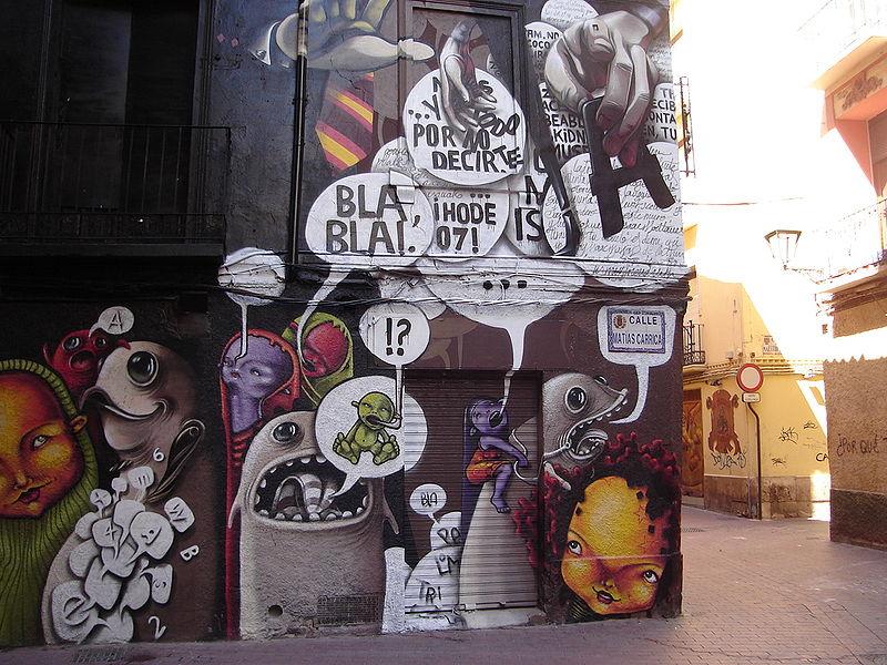 Casa Graffiti