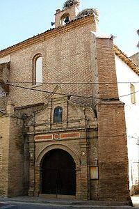 Cascante - Iglesia de La Victoria.JPG