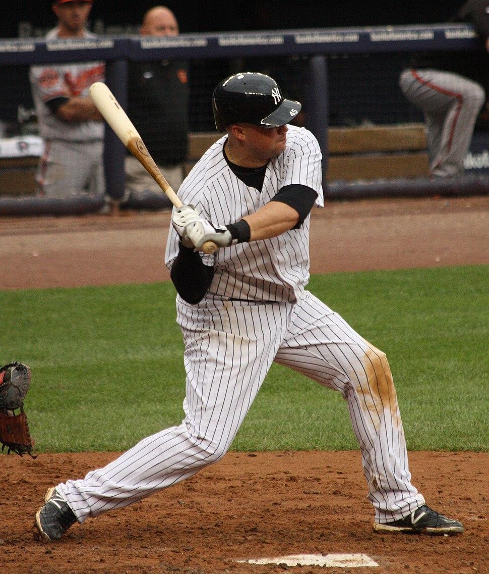 Casey McGehee on August 1, 2012