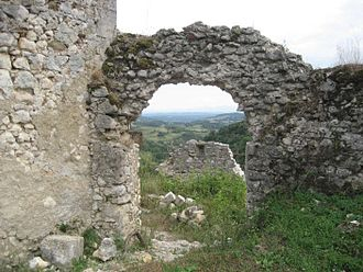 Zrin Castle - Image: Castle Zrin, Croatia 5