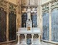 Cathédrale Saint-Étienne de Toulouse - chapelle de saint-Jeanne-d'Arc - Altar.jpg