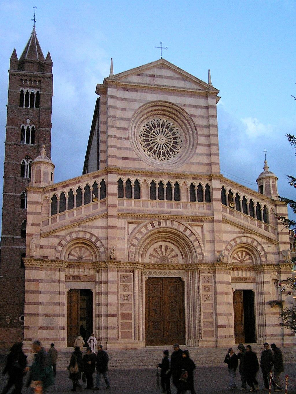 Kathedrale San Lorenzo in Grosseto (Toskana, Italien) - Cattedrale di Grosseto