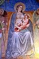 Cenni di Francesco di ser Cenni, Vergine che allatta il Bambino circondata dalle Virtù cardinali e teologali 13.jpg