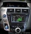 Center Console - 2012 Toyota Prius V (8227768449).jpg