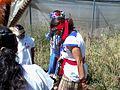 Ceremonia azteca de bienvenida a la primavera en Ayahualulco, Veracruz, México. 37.jpg
