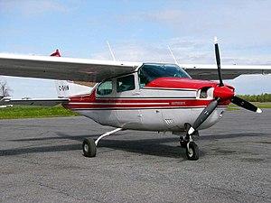 Cessna 210 - Cessna T210L