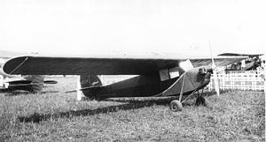 Cessna EC-2 - Image: Cessna EC 2