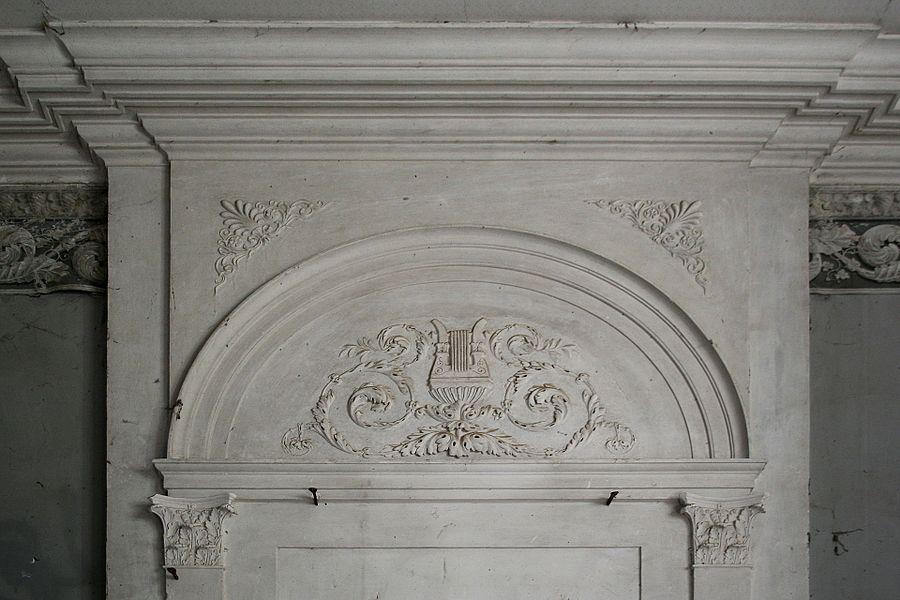 Décoration intérieure du Château de Lacroix-Falgarde