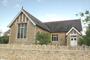 Chadlington - Chadlington Methodist church