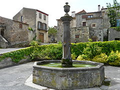 Fontaine du Marchidial