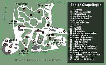 Zool 243 Gico De Chapultepec Wikipedia La Enciclopedia Libre