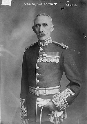 Charles Alexander Anderson - Anderson in 1916