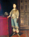 Charles Emmanuel II of Savoy as a child - Palazzo d'Arco.png
