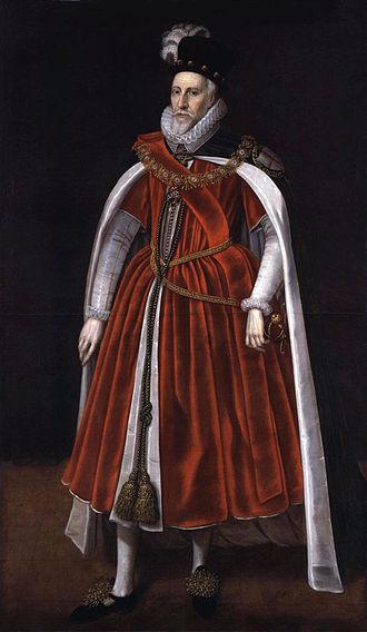 Spanish Armada - Charles Howard, 1st Earl of Nottingham