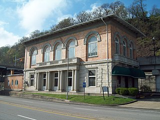 Charleston station (West Virginia) train station in Charleston, West Virginia