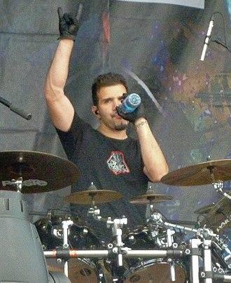 Charlie Benante - Benante in 2010.