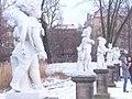Charlottenburg - Gartenkunst an der Terrasse (Garden Sculptures on the Terrace) - geo.hlipp.de - 32038.jpg