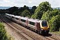Charlton - CrossCountry 220003+220014 Dundee train.JPG
