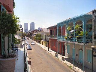 Buildings and architecture of New Orleans