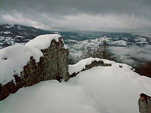 Seix - Chateau of Mirabat