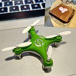 Cheerson CX-10 drone - Radio controlled micro quadcopter, 6-axis, 4cm-span, 2.4g-weight, with LED (by j bizzie) 2015-02-11.jpg