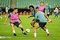Chelsea players training before 2019 UEFA Europa League final 02.jpg