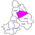 Cheongsong map-cheongsong-eup.png