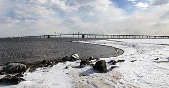 Chesapeake Bay Bridge at Sandy Point MD1.jpg
