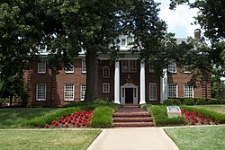 Chi Omega Chapter House, University of Arkansas.jpg