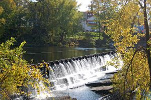 Chicopee River - Chicopee Falls
