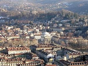 la ville de italie -