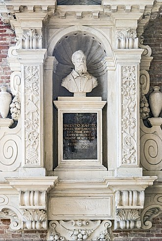 Vincenzo Scamozzi - Monument to Vincenzo Scamozzi