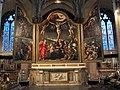 Chiesa di nostra signora, bruges, int., altare di bernard van orley 02.JPG