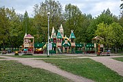 Children's playground (Minsk, Belarus) — Детская площадка (Минск, Беларусь) 2.jpg
