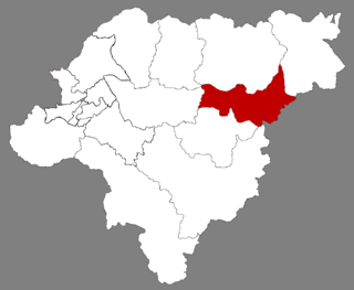 Fangzheng County County in Heilongjiang, Peoples Republic of China