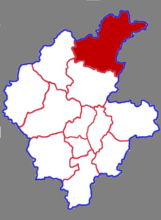 Yishui County County in Shandong, Peoples Republic of China