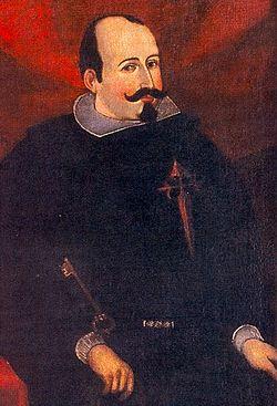 06347375d3 Luis Jerónimo Fernández de Cabrera y Bobadilla, IV conde de Chinchón,  virrey del Perú, caballero de Santiago, tesorero general del Reino y Corona  de Aragón.